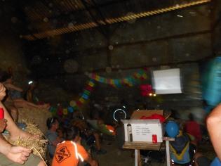 Salle de projections